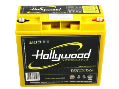 Akumulator Hollywood SPV-20 12V, 1000W, 20Ah