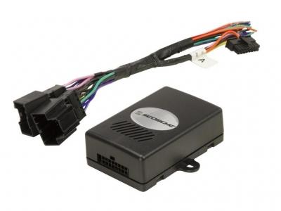 Złącze z konwerterem dla uniwersalnego radia na ISO do Suzuki XL7 (2007-2010)