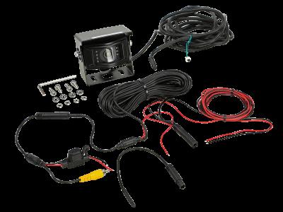 Uniwersalna kamera cofania z linami pomocniczymi do samochodów ciężarowych