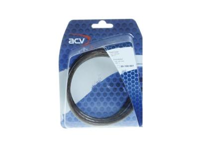 Kabel zasilający 10,00 mm ² czarny 1 metrów ACV