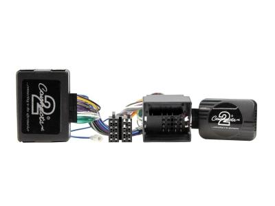 Adapter do sterowania z kierownicy BMW 3-Series,5-Series,X5 OEM system CTSBM007.2