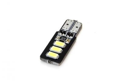 Żarówka LED CANBUS 6SMD 5730 T10 (W5W) White