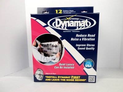 Dynamat Xtreme door kit