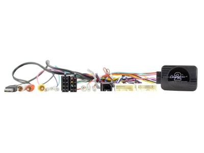 Adapter do sterowania z kierownicy Nissan Micra 2017 ->