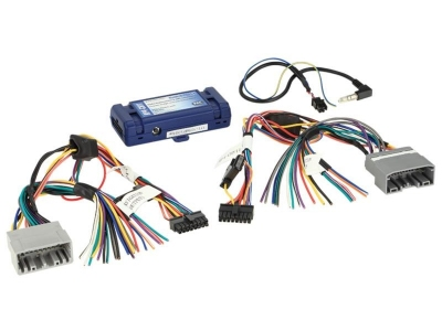 Adapter CAN-BUS Chrysler, Dodge i Jeep 2005 -> Uruchomienie wzmacniacza i sterowania z kierownicy. (RP4-CH11)