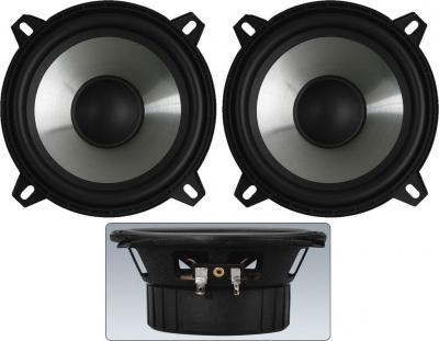 Głośniki samochodowe MONACOR CRB-130PS