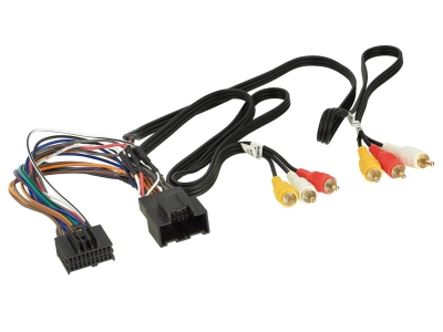 Adapter A/V GM Rear Seat Entertainment 2012->