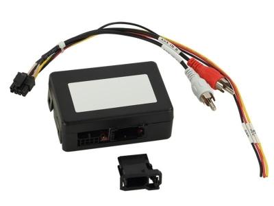 Aktywny adapter do uruchomienia wzmacniacza Most - analog. BMW serii 1, 3 , 5.