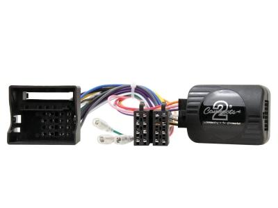 Adapter do sterowania z kierownicy Skoda Fabia, Octavia, Superb, Rapid, Yeti  2008 -> CTSSK002.2