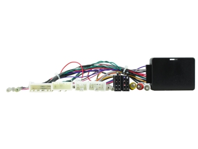 Adapter do sterowania z kierownicy Toyota Highlander, Landcruiser, RAV4, ze wzmacniaczem