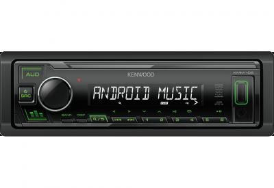 Radio samochodowe Kenwood KMM-105GY