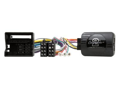 Adapter do sterowania z kierownicy Peugeot 3008, 807, 407, 207, 308, 307 CTSPG008.2