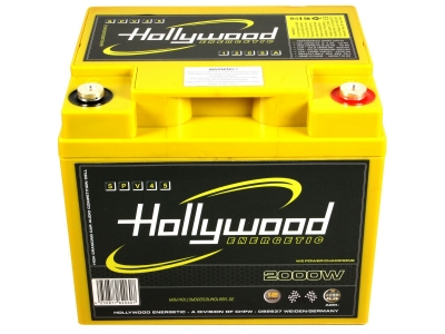 Akumulator Hollywood SPV-45 12V, 2000W, 45Ah