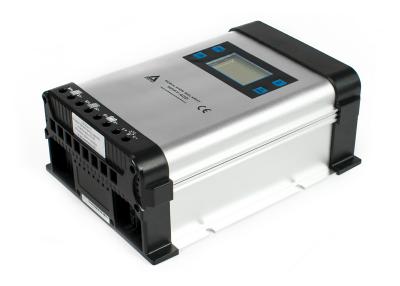 Solarny regulator ładowania MPPT 24 - 40A wyświetlacz LCD