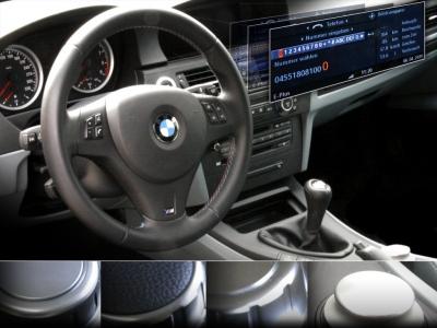FISCON Zestaw głośnomówiący Bluetooth BMW E-Series do 2010