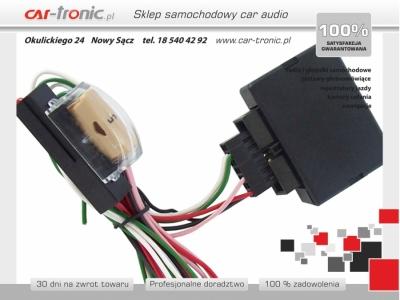 Interfejs CAN SlimKey II Sygnały analogowe z magistrali CAN