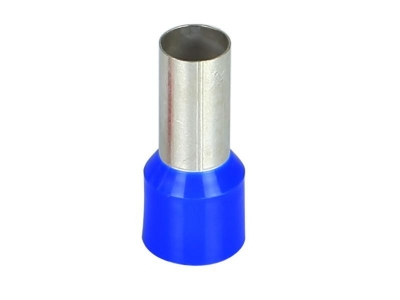 Końcówka tulejkowa izolowana 50,0 mm² niebieska