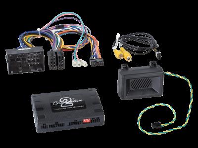 Infoadapter + sterowanie z kierownicy Fiat 500X 2015 - 2021 CTUFT02
