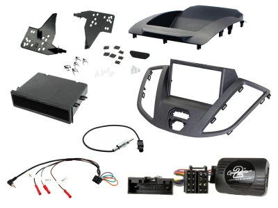 Zestaw montażowy 2 DIN Ford Transit V363 2015 -> bez wyświetlacza