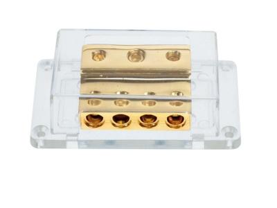 Dystrybutor zasilania ACV 1x50 mm2, 2x20 mm2, 4x20 mm2