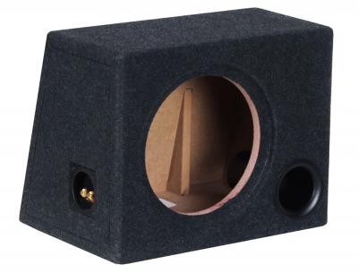 Obudowa głośnikowa bassreflex 25cm/25l podfrezowana