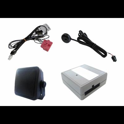 Akustyczny system ostrzegania pojazdu Jingle AVAS 2.0