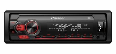 Radio samochodowe Pioneer MVH-S220DAB