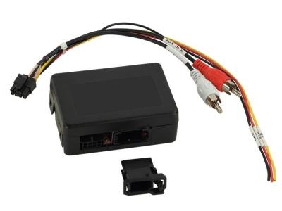 Aktywny adapter do uruchomienia wzmacniacza Most - analog. Mercedes CLS, SLK, CLK, E.
