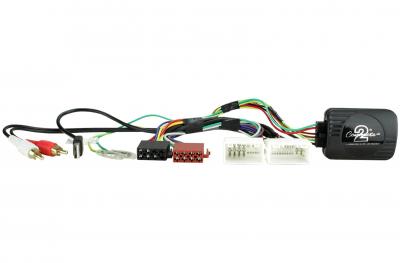 Adapter do sterowania z kierownicy dla samochodów Kia Rio , Sportage, Soul, Picanto, Cee'd, Forte, Pro-Cee'd CTSKI015.2