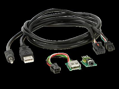 Adapter USB Skoda Octavia III (5E) 2014->