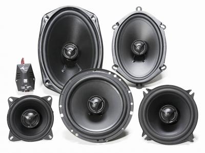 Głośniki samochodowe MOREL TEMPO COAX 402