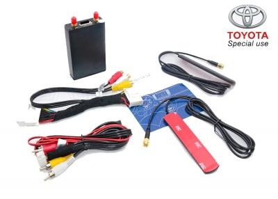 Interfejs MirrorLink Toyota WiFi 5,8 - 2,4 GHz