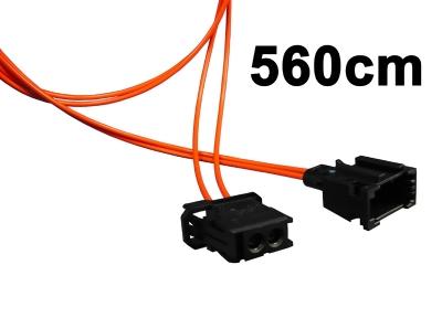Przedłużacz światłowodowy 560 cm
