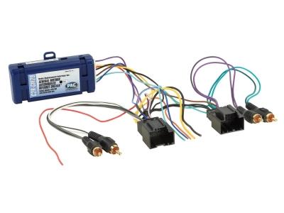 Adapter CAN-Bus sterowanie z kierownicy, uruchomienie wzmacniacza  Chevrolet, Suzuki, Hummer, Buick, Cadillac, GMC, Pontiac, Saturn 16Pin/14Pin Amp