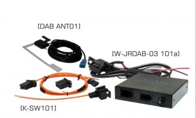 Moduł DAB JUNA JRDAB-03 Mercedes NTG