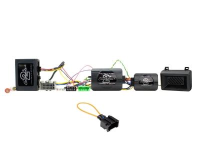 Adapter do sterowania z kierownicy Land Rover Freelander II 2006 - 2014. Wzmacniacz MOST CTSLR010.2