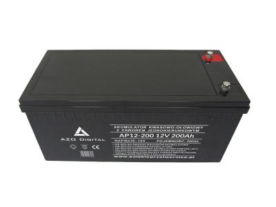Akumulator VRLA AGM bezobsługowy AP12-200 12V 200Ah