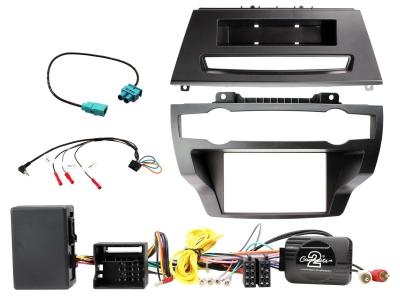 Zestaw montażowy BMW X5 (E70) , X6 (E71) + fabryczny wzmacniacz CTKBM34
