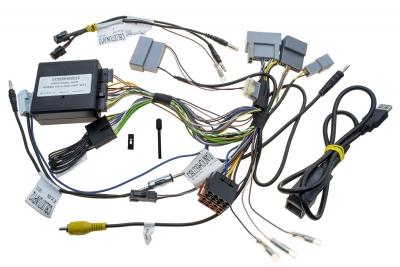 Adapter do kierownicy Unico Dual Plus Honda Civic, Cr-V 2012->