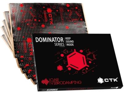 CTK Dominator 2.0 Box - mata tłumiąca 2,96m2, 11szt.