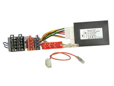 Adapter do sterowania z kierownicy DAF radia Kenwood