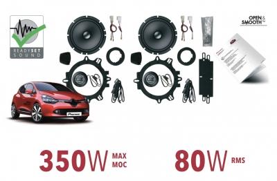 Głośniki dedykowane Pioneer TS-RENAULT-CLIO