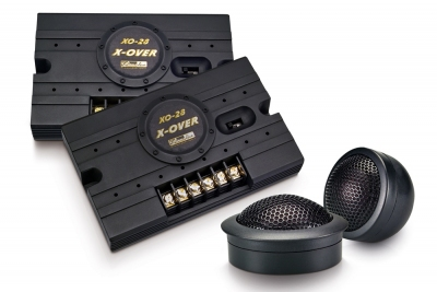 Głośniki wysokotonowe Sinuslive Neo-30 ze zwrotnicami