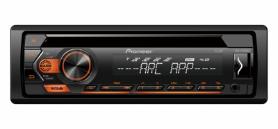 Radio samochodowe Pioneer MVH-S120UBA