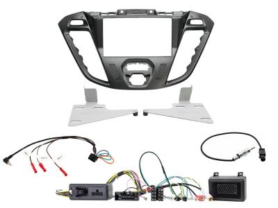 Zestaw montażowy 2 DIN Ford Transit Custom (FCC) 11/2012->, Tourneo (FAC) 11/2012-> Pegasus