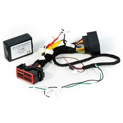 Adapter TV FREE do odblokowania obrazu w czasie jazdy Jeep Grand Cherokee, Cherokee, Dodge RAM