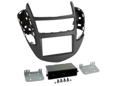 Ramka radiowa 2 DIN Chevrolet Trax 2013-2017 czarny