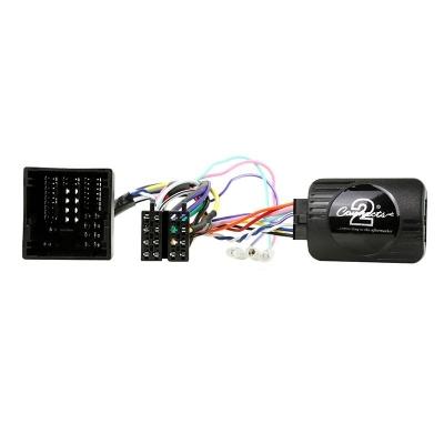 Adapter do sterowania z kierownicy Toyota Proace, Proace Verso 2016-> Z radiem dotykowym i czujnikami tył. CTSTY011.2