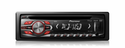 Radio samochodowe Pioneer DVH-340UB