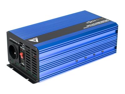 Przetwornica napięcia 24 VDC / 230 VAC SINUS IPS-2000S 2000W